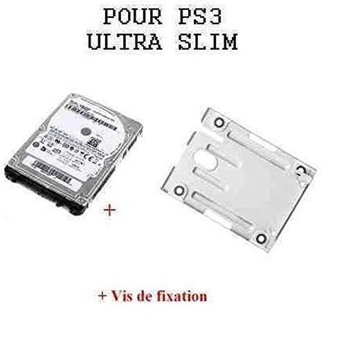 Rabais Support Disque Dur Pour Ps3 Ultra Slim  -12 Euros cliquez VITE pour en profiter !