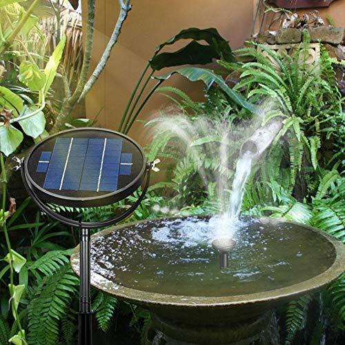 Mini Fontaine Solaire : Remise immédiate – – 30 %