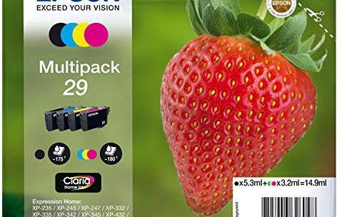 Cartouche Epson Xp 245  TEST REMISE -15 Euros cliquez Maintenant pour voir les avis