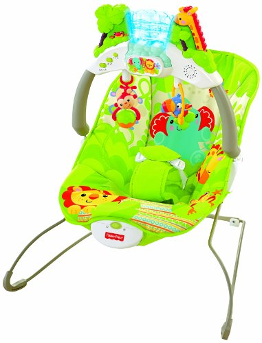 Comparatif des 2  Balancelle Fisher Price Jungle – PROMO – 58 %