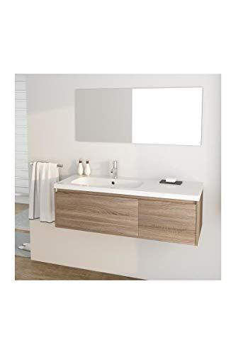 TOP des 2 meilleurs Meuble Salle De Bain 120 Cm Simple Vasque – SOLDE – 22 %