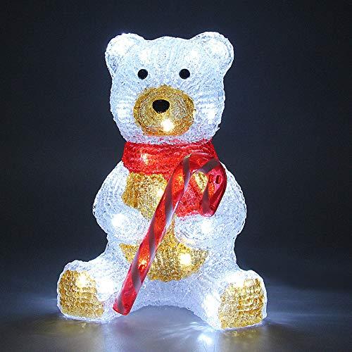 ▻▻ Ours Decoration Noel Exterieur – Le meilleur choix du web, Avis