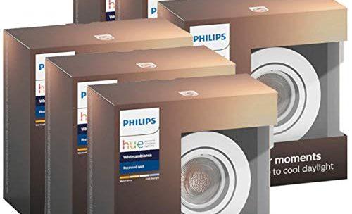 Spot Philips Encastrable >>> Quel est le meilleur produit : avis et test