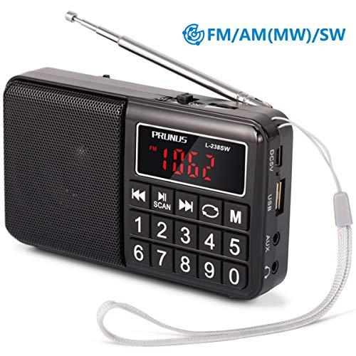 Petite Radio Fm Portable ▻▻ dégotez le meilleur produit à l'aide de nos contrôles et avis