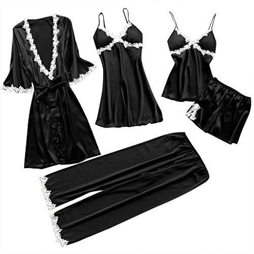 Pyjama Femme En Satin Avis de consommateurs – PROMOTION – 11 %