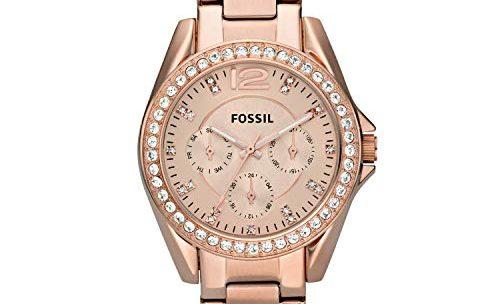 Montre Femme Fossil Or pas cher -12 euros cliquez ICI pour en profiter !