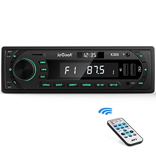 Autoradio Bluetooth Avec Micro Integre ▶▶ Trouver les comparatifs des best-sellers : les avis clients