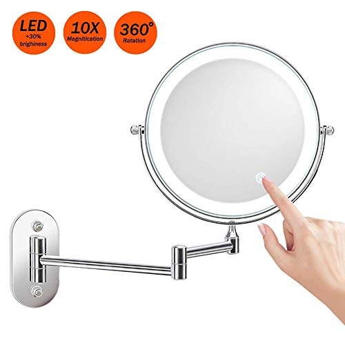 ▻▻ Miroir Grossissant Lumineux X10 ►◄ Test Expérience ◁