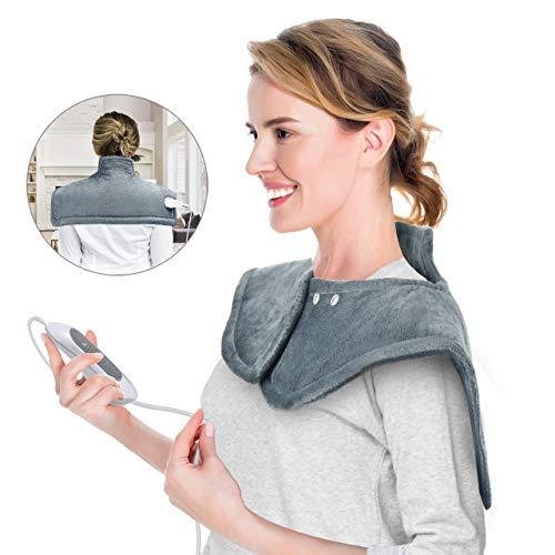 ▷ Coussin Cervical Chauffant Electrique : Réduction  – 57 %